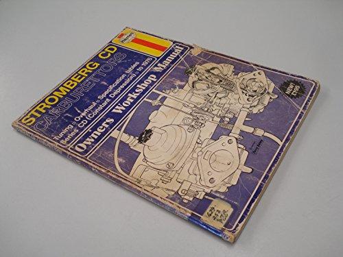 9780856963001 stromberg cd carburettors owner s workshop manual rh abebooks co uk Haynes Manual Pictures Back the haynes manual on carburetors pdf