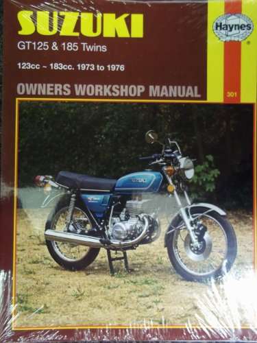 9780856963018: Suzuki Gt 125 and Gt 185 Owners Workshop Manual
