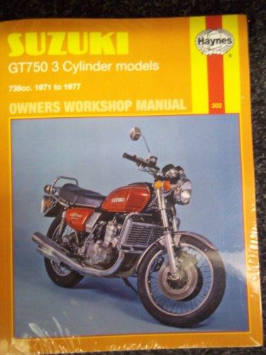 9780856963025: Suzuki Gt750 (Haynes owners workshop manuals for motorcycles)