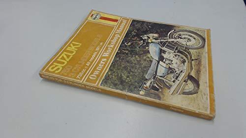 Suzuki Gt 750 3 Cylinder Models 1971-1977 (Owners Workshop Manuals Series, No 302) (085696302X) by Clew, Jeff