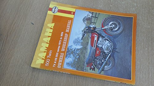 9780856963087: Yamaha 500 Twin Owners Workshop Manual (1973 To 1976)