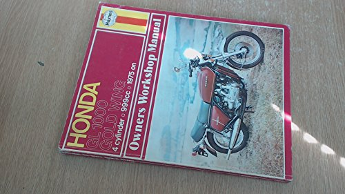 Honda Gold Wing Owner's Workshop Manual (0856963097) by Mansur Darlington