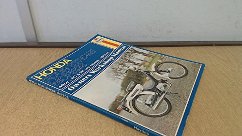 9780856963179: Honda Four Stroke Mopeds Owner's Workshop Manual