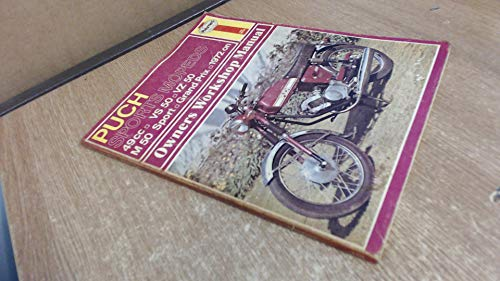 9780856963186: Puch Sports Mopeds Owner's Workshop Manual (Haynes owners workshop manuals for motorcycles)