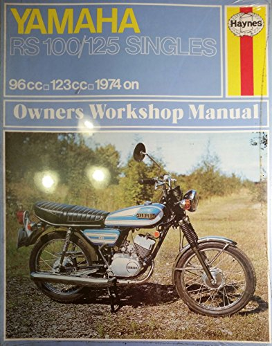 9780856963315: Yamaha RS100 and 125 Motorcycle Owner's Workshop Manual