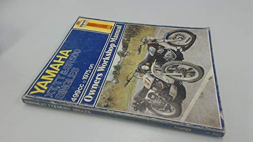 9780856963421: Yamaha XT, TT and SR500 Singles Owner's Workshop Manual