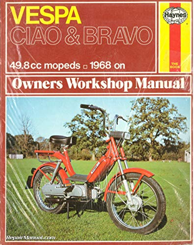 9780856963742: Vespa Ciao and Bravo Owner's Workshop Manual