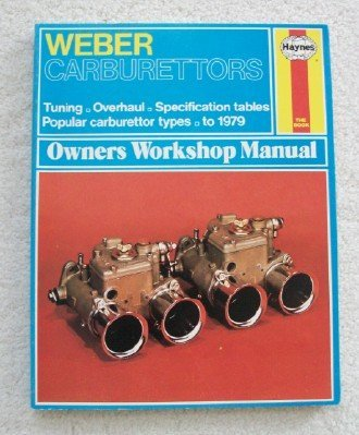 9780856963933: Weber Carburettors Owners Workshop Manual