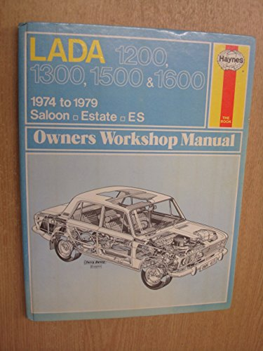 9780856964138: Lada 1200, 1300, 1500 Owner's Workshop Manual