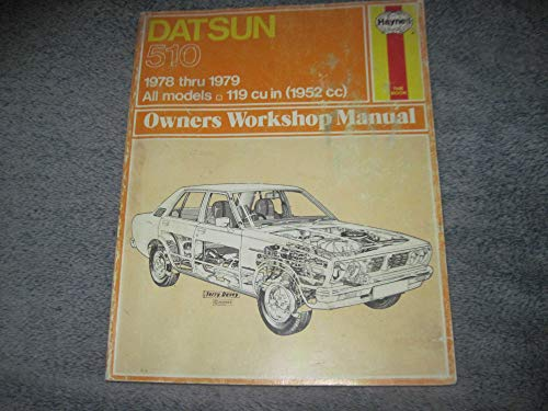 9780856964305: Datsun 140J and 160J Mk.III Owner's Workshop Manual