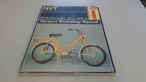 9780856964572: N. V. T. Easy Rider Mopeds Owner's Workshop Manual