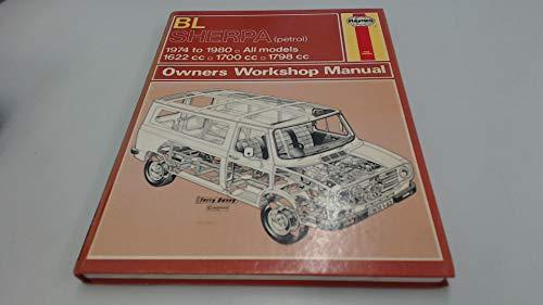 9780856964633: British Leyland Sherpa (Petrol) Owner's Workshop Manual