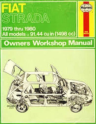 9780856964794: Fiat Strada Owner's Workshop Manual