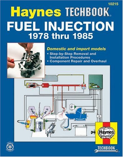 9780856964824: Fuel Injection Manual: Bosch, Chrysler, Ford, G.M. (Haynes Owners Workshop Manuals)