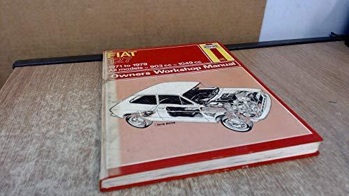 9780856964916: Fiat 127 Owner's Workshop Manual
