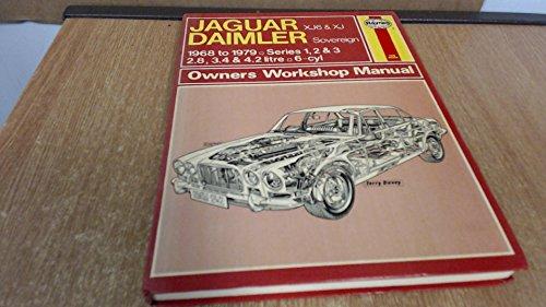 9780856964992: Daimler XJ6 and XJ/Daimler Sovereign Owner's Workshop Manual