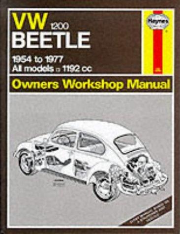 workshop manual volkswagen beetle abebooks rh abebooks com 1972 VW Super Beetle Specs 1972 VW Super Beetle Specs