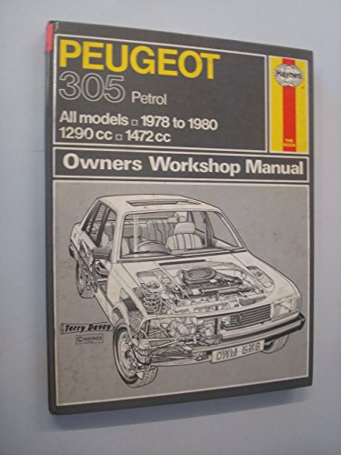 Peugeot 305 ('78 to '89) (service and repair manuals) (service.