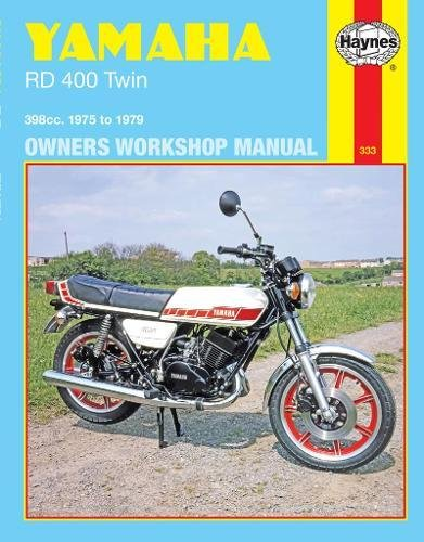 9780856965487: Yamaha RD400 Twin 398 cc. 1975 to 1979 (Owners' Workshop Manual)