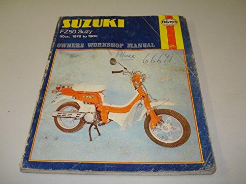 9780856965753: Suzuki Fz50 Owners Workshop Manual (Hayne's Automotive Repair Manual)