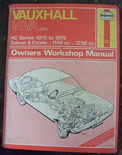 9780856966163 vauxhall viva hc owner s workshop manual service rh abebooks co uk Yamaha Service Manuals PDF Chilton Manuals
