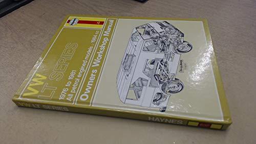 9780856966378: Volkswagen LT Series Van Owner's Workshop Manual