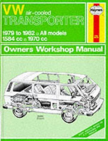 9780856966385: Volkswagen Air-cooled Transporter 1979-82