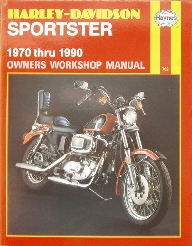 9780856967023: Harley-Davidson Sportster Owners Workshop Manual