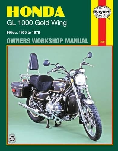 Honda GL1000 Gold Wing, 1975-79 (Owners Workshop Manual)