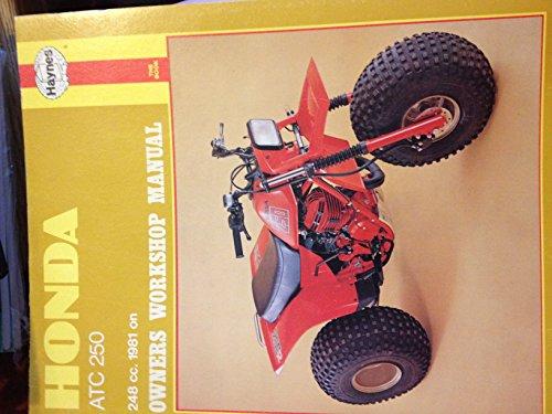 9780856967986: Honda ATC250 Owner's Workshop Manual