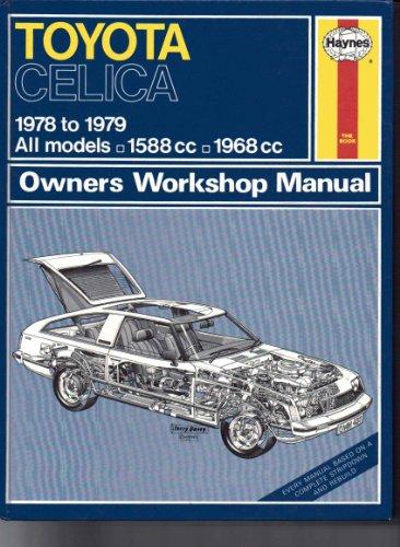 9780856968112: Toyota Celica Owner's Workshop Manual