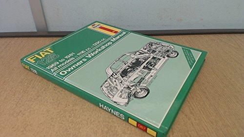 9780856968914: Fiat 128 1961-81 Owner's Workshop Manual
