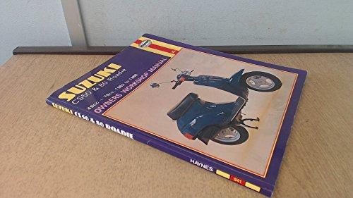 9780856969416: Suzuki CS50 and 80 Roadie Owner's Workshop Manual (Motorcycle Manuals)