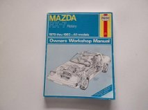 9780856969997: Mazda Rx-7 Automotive Repair Manual