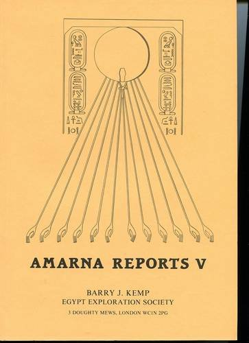 9780856981098: Amarna Reports, V (Occasional Publications)