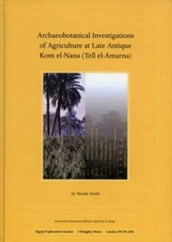 9780856981548: Archaeobotanical Investigations of Agriculture at Late Antique Kom El-nana (Tell El-amarna)