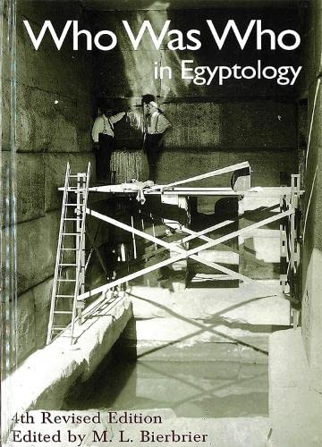 9780856982071: Who Was Who in Egyptology