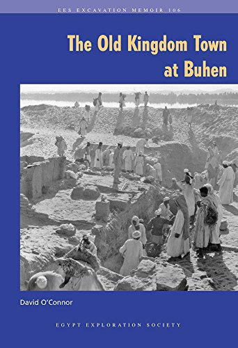 9780856982156: The Old Kingdom Town of Buhen (Excavation Memoir)