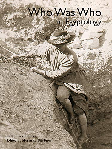 9780856982422: Who Was Who in Egyptology: 5th