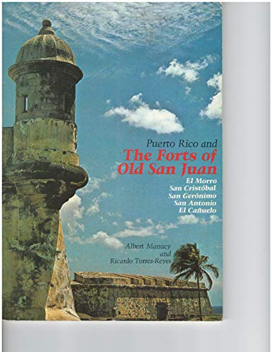 9780856990854: Puerto Rico and the Forts of Old San Juan