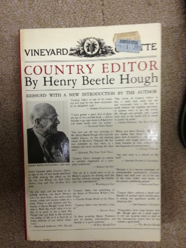 Country Editor: Hough, Henry Beetle