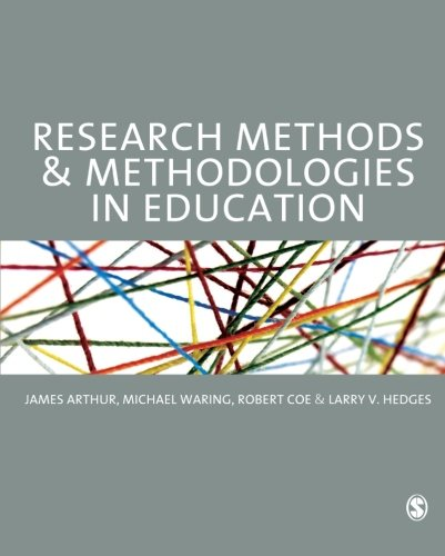 9780857020390: Research Methods and Methodologies in Education