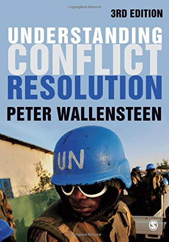 9780857020505: Understanding Conflict Resolution: War, Peace and the Global System