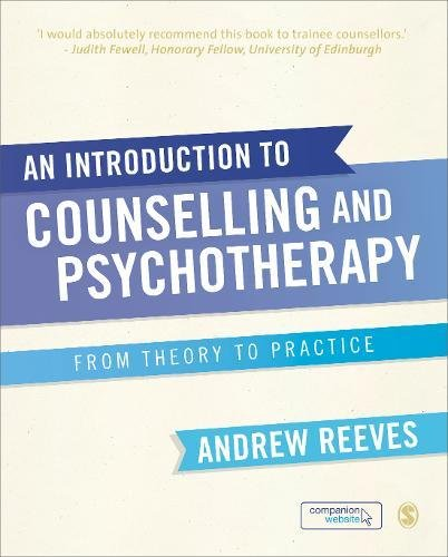 9780857020550: An Introduction to Counselling and Psychotherapy: From Theory to Practice