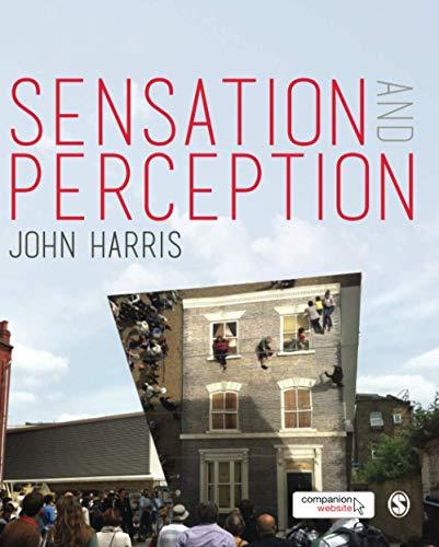 9780857020642: Sensation and Perception