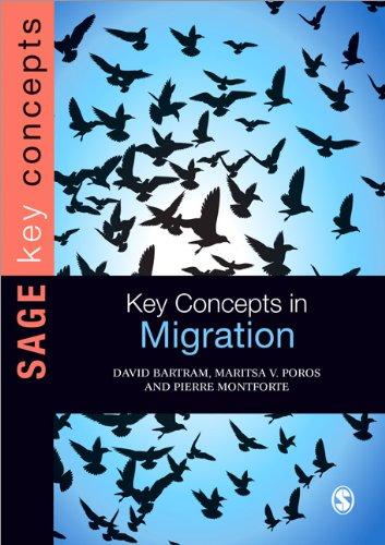 9780857020789: Key Concepts in Migration (SAGE Key Concepts series)