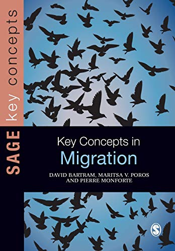 9780857020796: Key Concepts in Migration (SAGE Key Concepts series)