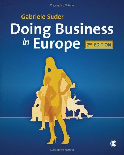 9780857020840: Doing Business in Europe