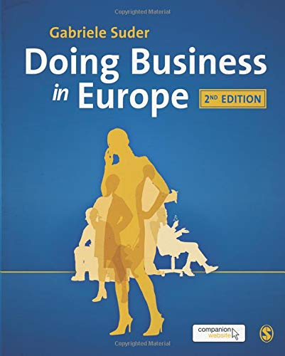 9780857020857: Doing Business in Europe