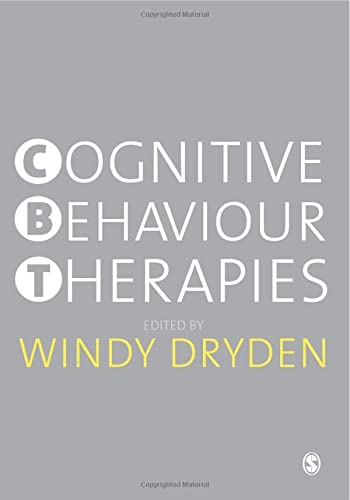 9780857021199: Cognitive Behaviour Therapies